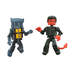 marvel minimates xmen class exclusive mini