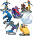disney marvel classic xmen exclusive figurine