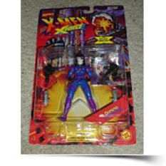 Domino Action Figure
