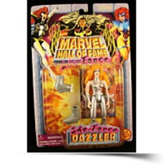 Hall Of Fame Sheforce Dazzler Action