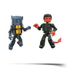 Minimates Xmen First Class Exclusive