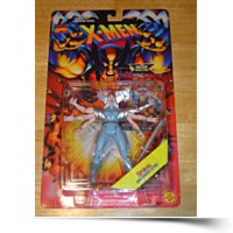 Buy Now Xmen Invasion Series Spiral Action Figure