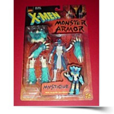 Buy Now Xmen Monster Armor Mystique Poseable