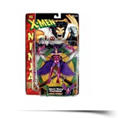 Xmen Ninja Force Space Ninja Deathbird