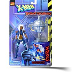 Xmen Robot Fighters Storm