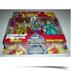 Xmen Special Metallic Edition Maverick