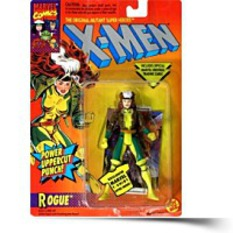 Xmen Rogue Action Figure