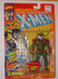 x-men wolverine green action figure produced