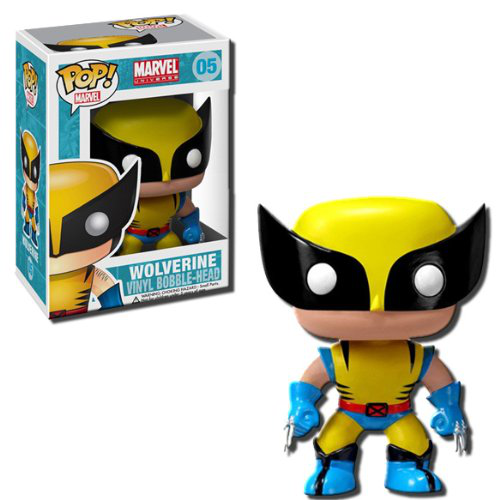 Pop Marvel Series 1 Pop Wolverine Vinyl