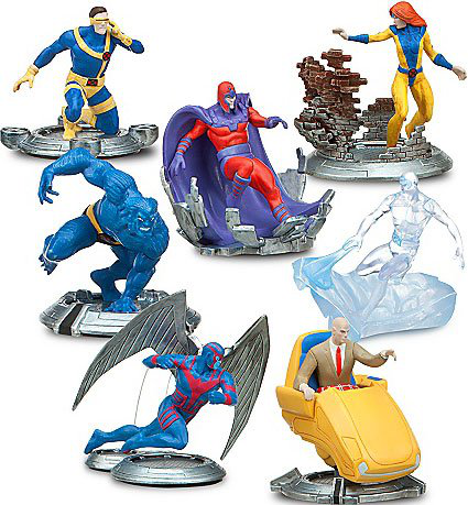 Disney Marvel Classic Xmen Exclusive