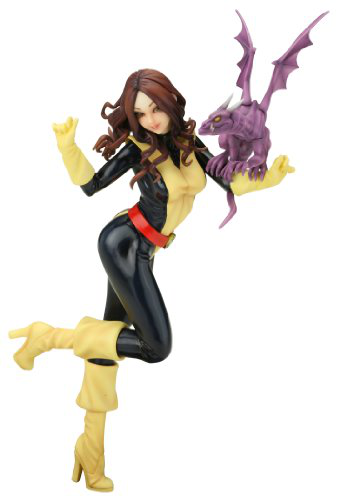 Marvel Comics Xmen Kitty Pryde Bishoujo